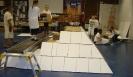 build an egyptian pyramid in school