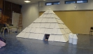KS2 egyptian pyramid