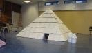 KS2 egyptian pyramid
